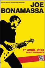 Joe Bonamassa @ Paris